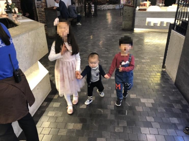 D+368 알밤 돌맞이 가족식사 2탄