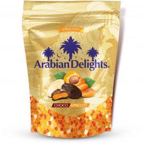 [두바이 초콜렛] 두바이 공항 면세점 : Arabian Delights 무화과/살구/코코넛