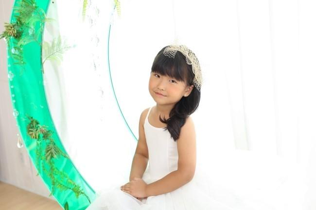 예쁜아기사진 부산 촬영 생각나게 하는 사랑이 초록달 디어문 컨셉.