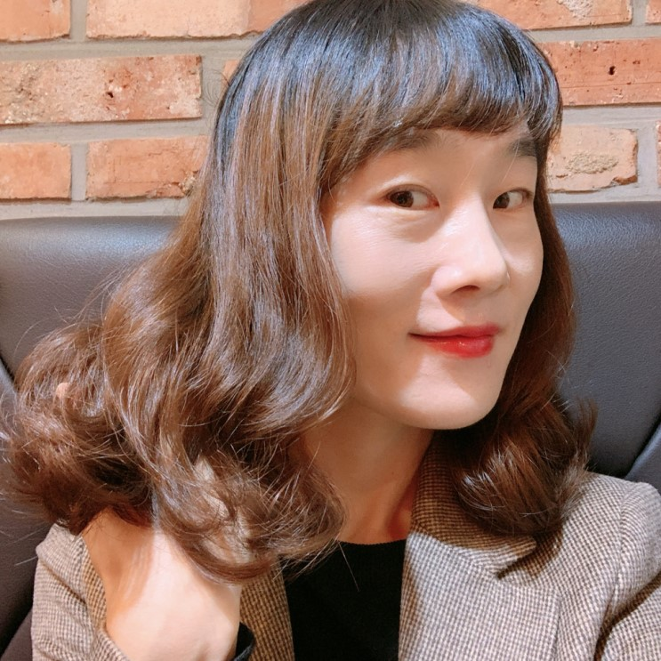 방배동 미용실 준오헤어 방배역점 봄쌤 빌드펌 짱예 :)