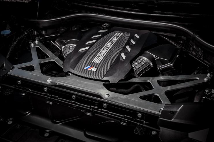 최대 617마력의 BMW X5 M 및 X6 M 공개