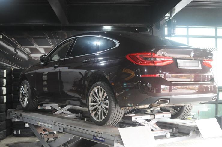 남양주 BMW 640I GT 윈터타이어 추천 / 금호타이어 윈터크래프트WP72 245/40R20 275/35R20 최저가 사전 예약
