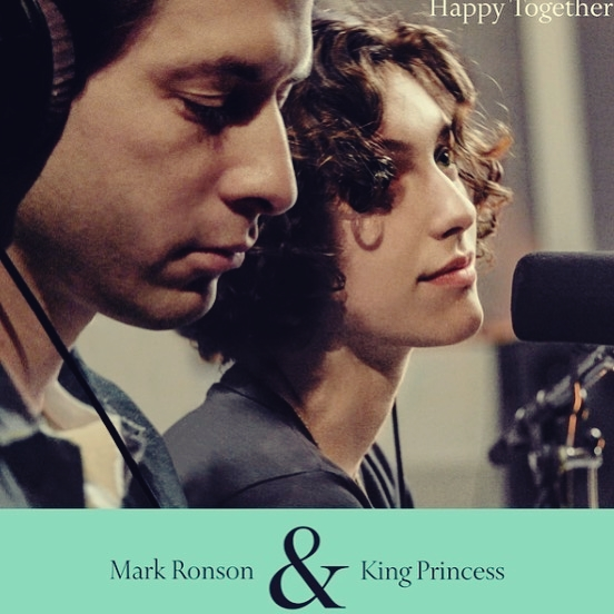 King Princess - Happy Together [가사/해석]