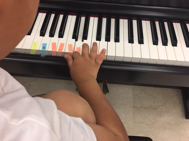 야생엄마 #104. 기가 맥히는 피아노앱