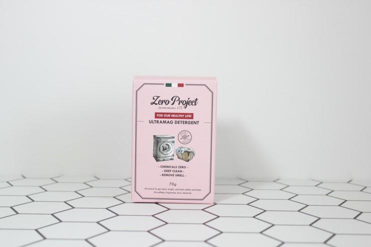 아기세제 추천, 신생아 옷 세탁 제로 프로젝트 울트라마그마가 좋아요.