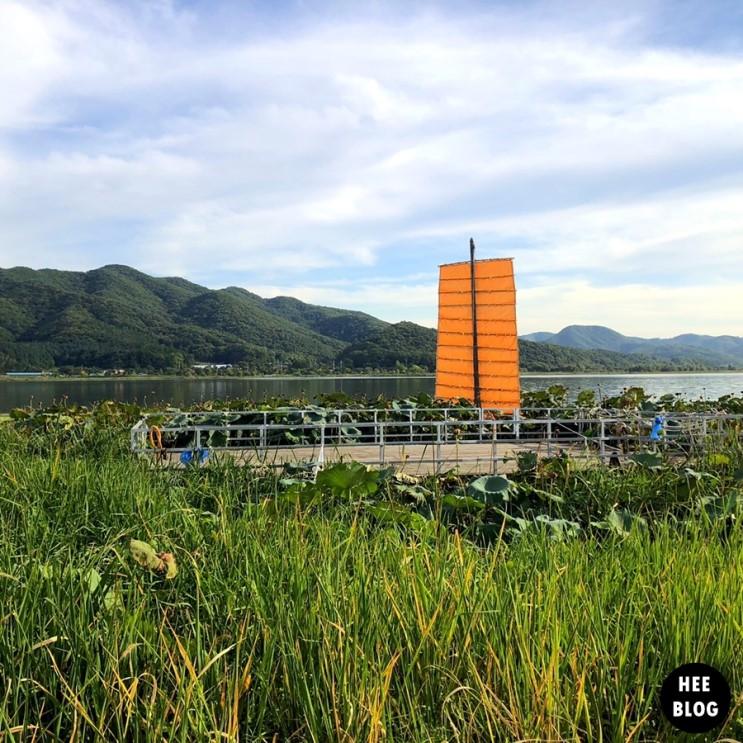 양평가볼만한곳 서울근교 힐링데이트, 양평두물머리