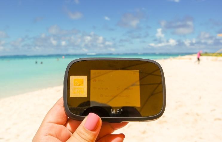 괌 사이판 포켓와이파이 4박 5일 사이판 여행 프롤로그