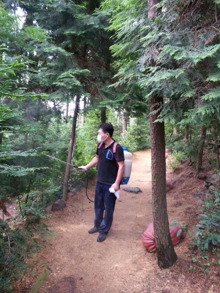 통영여행코스 나폴리농원 지킴이 숲속아찌의  숨가뿐 일상