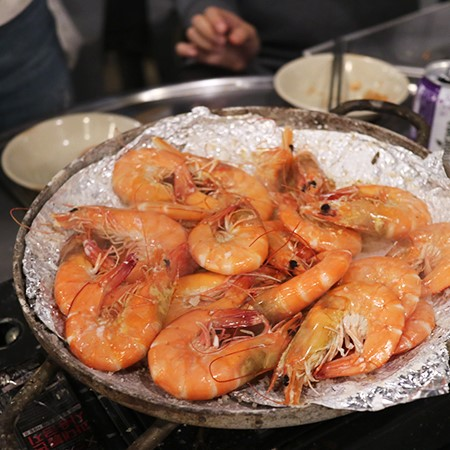 김포 대명항 대명수산 / 대하구이 먹고왔어요:)
