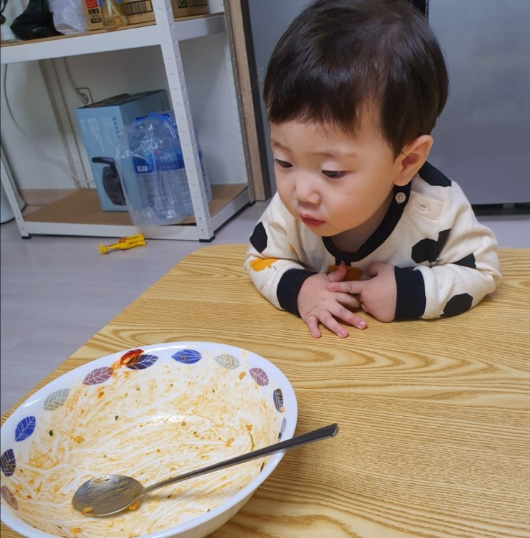26일 일상 순살고등어 에프 군고구마. 닭백숙. 비빔밥