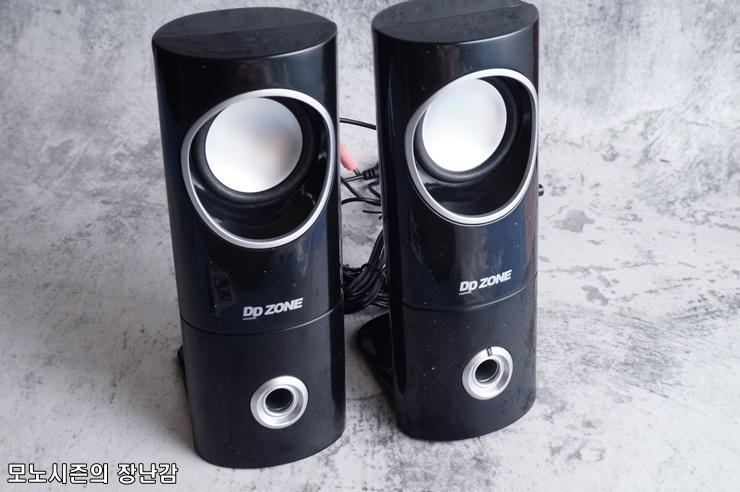 DDzone DS-U50 2채널 USB PC스피커 구매후기