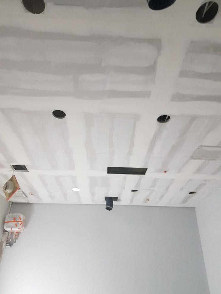 [브리스틀 페인트] 가산동 페인트 시공 인테리어의 완성
