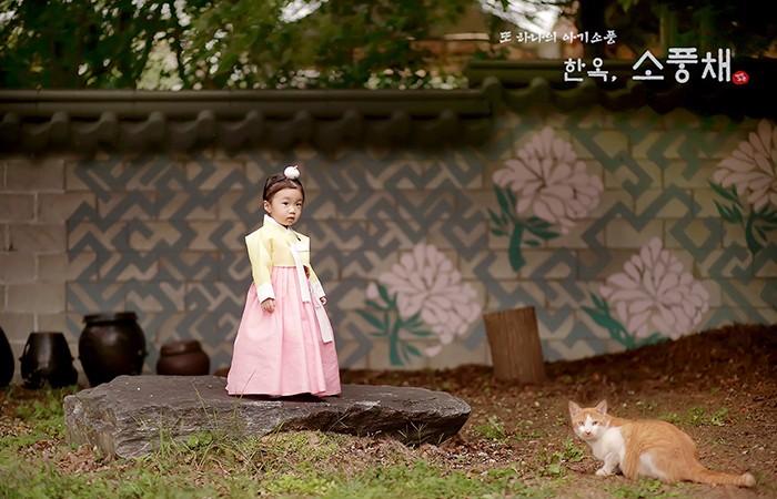 안산아기사진전문 아기소풍스튜디오에서 두 돌 기념 촬영해요.