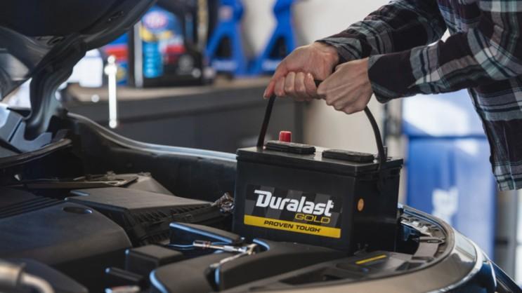 겨울철 자동차 배터리 방전 이유와 증상, 예방법 / 배터리 교환주기