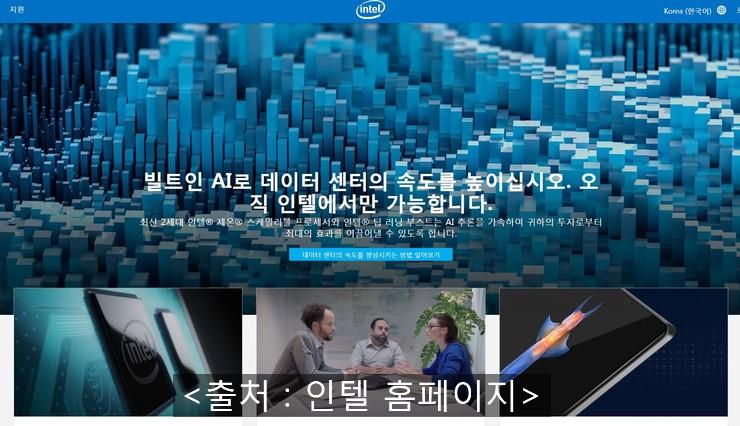 인텔(Intel) 배당금 입금 [2019년 4분기]