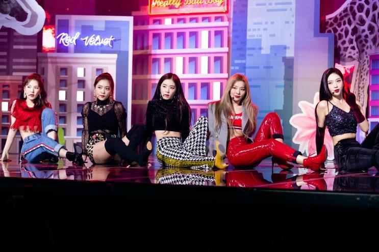 레드벨벳 in SBS 5