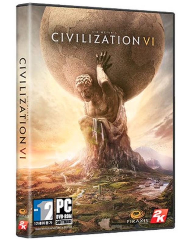 [상품반응 ]PC 시드 마이어의 문명 6 한글판 게임 타이틀