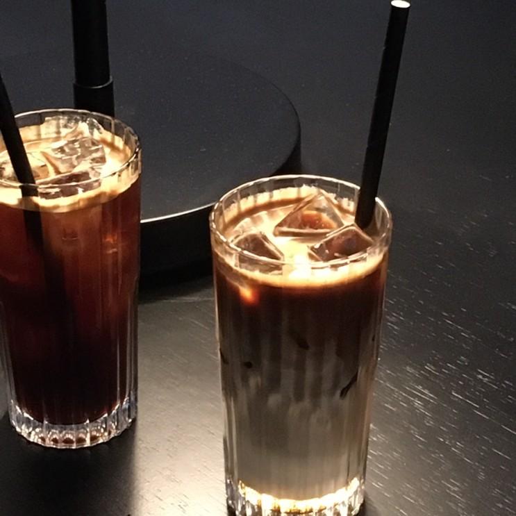 카페 실버레이크 핫한 블랙감성의 서면 전포 카페
