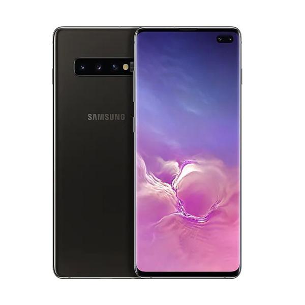 삼성 갤럭시S10플러스 512GB S급 중고폰 공기계 3사호환 SMG975 세라믹 블랙