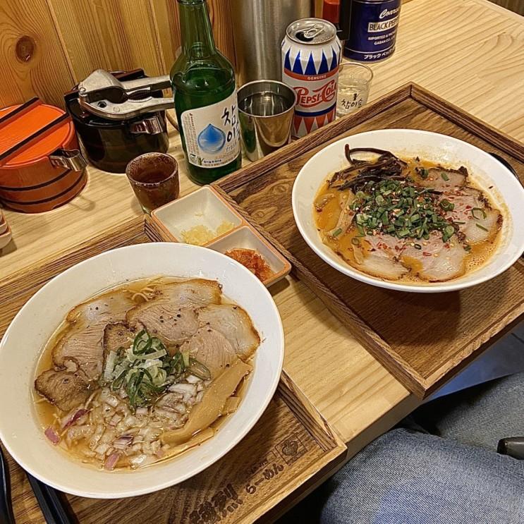 부평구청역 맛집 교레츠라멘 부평 라멘맛집