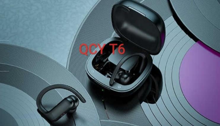 스포츠이어폰의 가성비 대장 QCY-T6