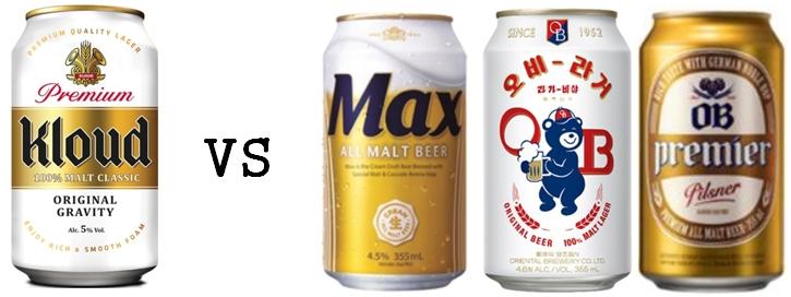클라우드 vs 맥스, 오비라거, 오비프리미어