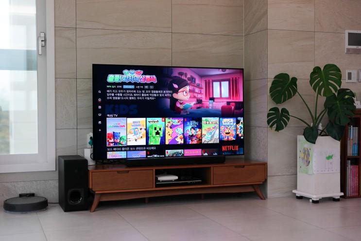 LGU플러스 인터넷 신청, 넷플릭스 품은 TV결합 요금제 후기