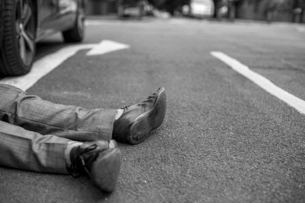 철원에서 고물수집하던 60대 뺑소니 차량에 치여 사망 ... 경찰 뺑소님범  검거
