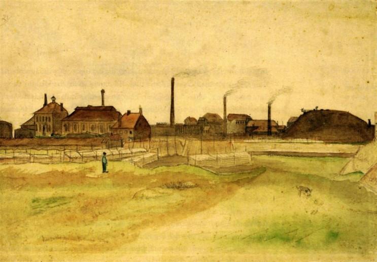 빈센트 반 고흐 - 네덜란드 시절 <006> 빛을 담은 영혼의 화가 Vincent van Gogh / 불여우아빠 맛깔나는 명화감상 / 반고흐 삶과 작품