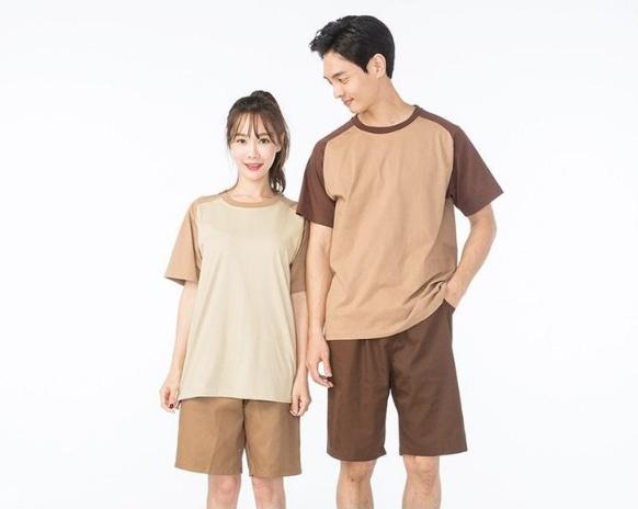 찜질방 옷 미스터트롯 김수찬옷 상하의세트