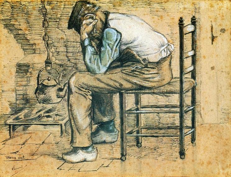 빈센트 반 고흐 - 네덜란드 시절 <008> 빛을 담은 영혼의 화가 Vincent van Gogh / 불여우아빠 맛깔나는 명화감상 / 반고흐 삶과 작품