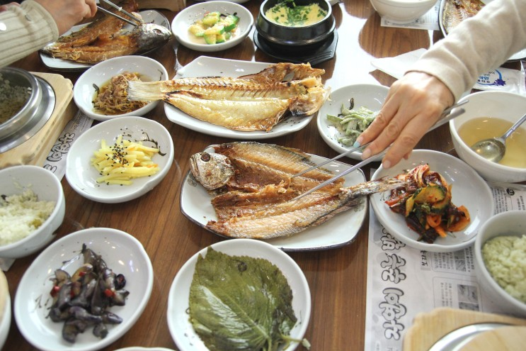 부산 용호동 맛집 자연이 주는 밥상으로 한정식 먹으러 갔다 왔어요