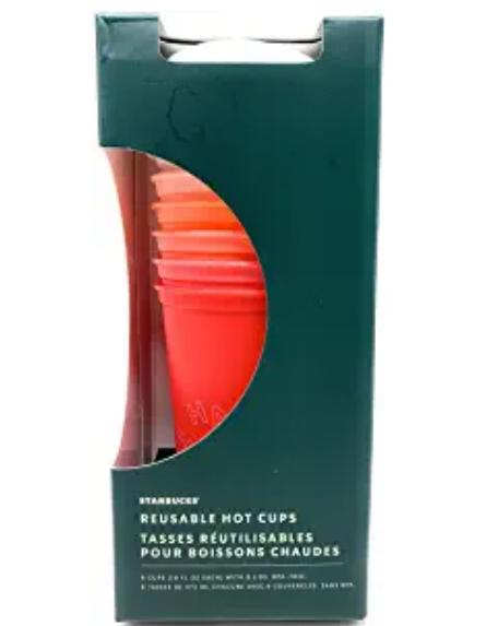 스타벅스 리미티드 리유저블컵 6개세트 $19.95/ 아마존 직구추천
