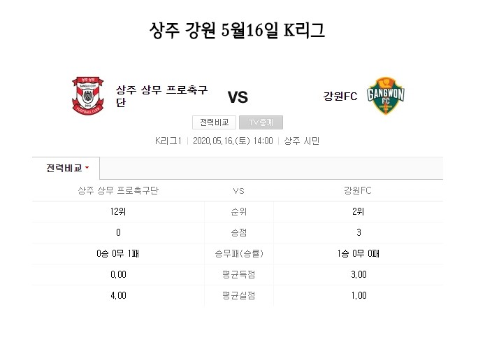 베픽 K리그 축구분석