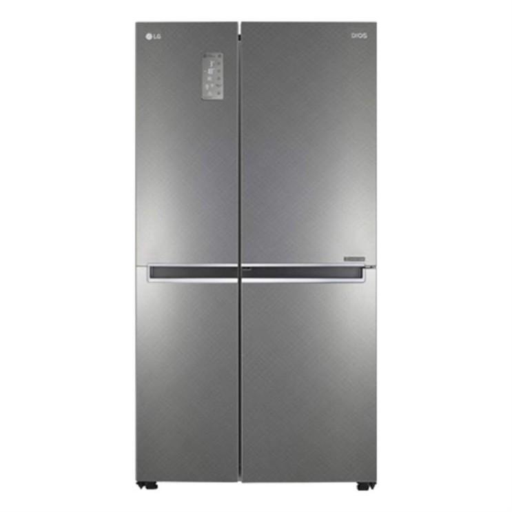[대박할인] LG전자 디오스 양문형 냉장고 S831SN35 821L  2020년 05월 26기준 1,854,160 원︎