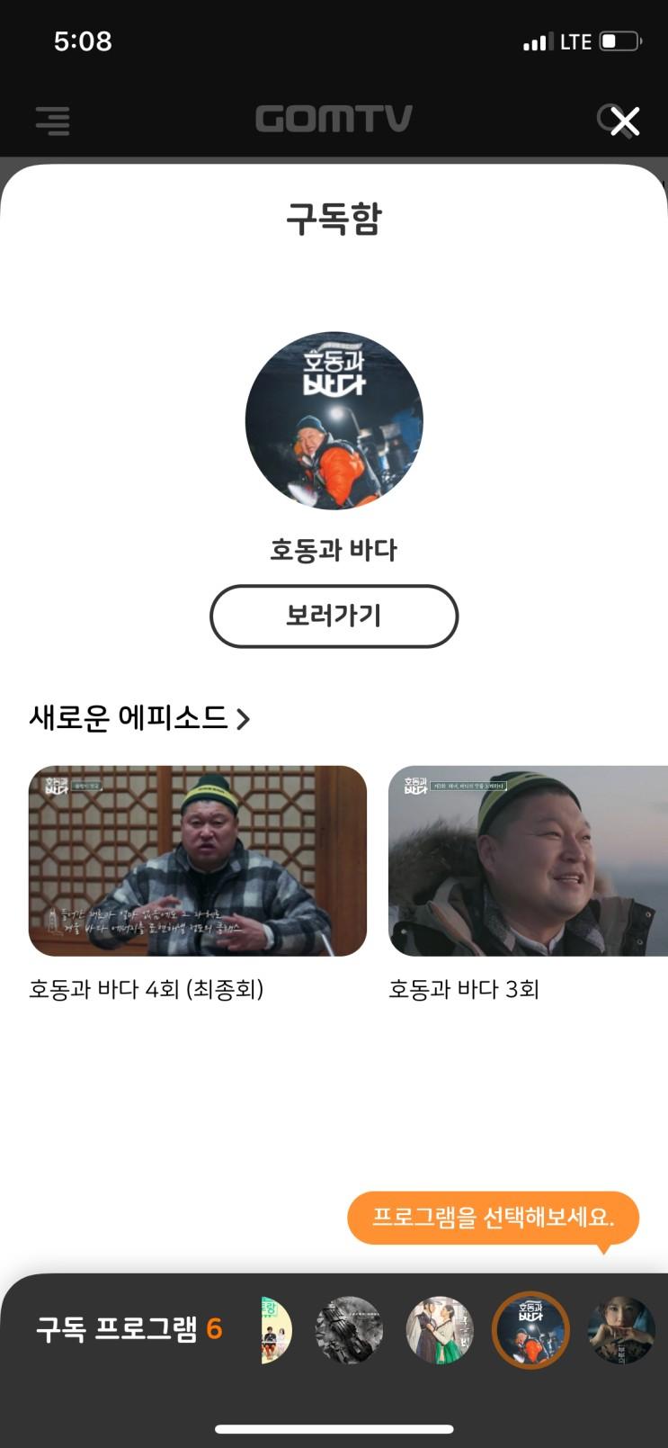 곰TV로 무료영화 드라마다시보기 굿!!