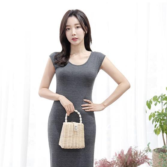 [대박할인] 세이스타일 캡소매 H롱 원피스 2020년 05월 26일자 13,900 원