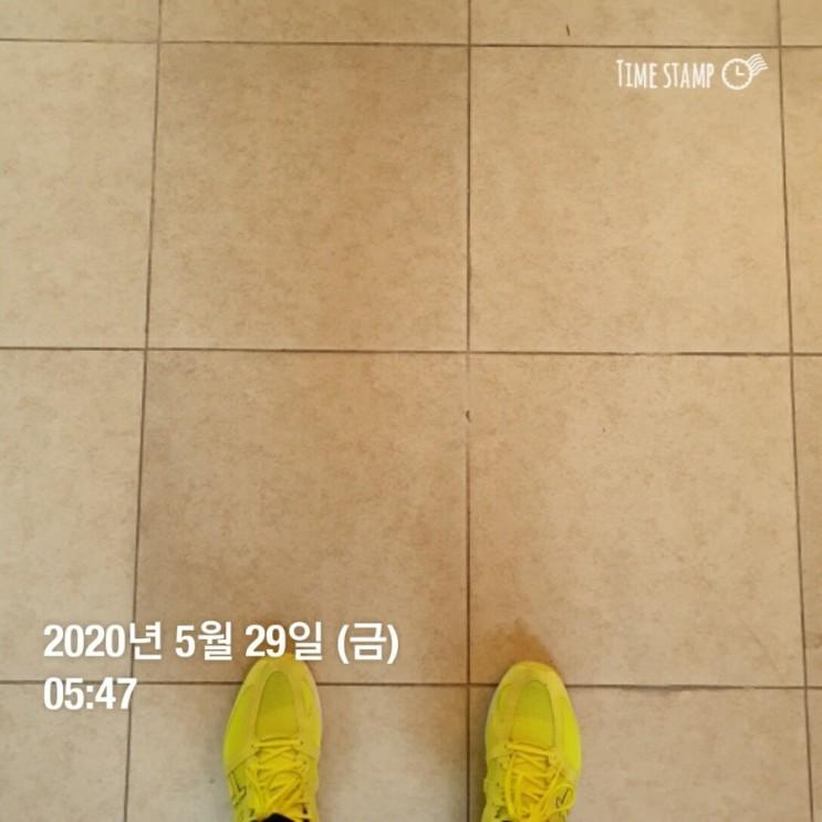 [습관-30] 새벽 일과, 달리기, 걷기
