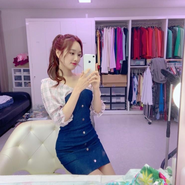 이성경 닮은 김세연 아나운서 몸매 움짤 인스타 미모 근황