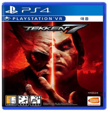 PS4 철권7 한글판 일반판