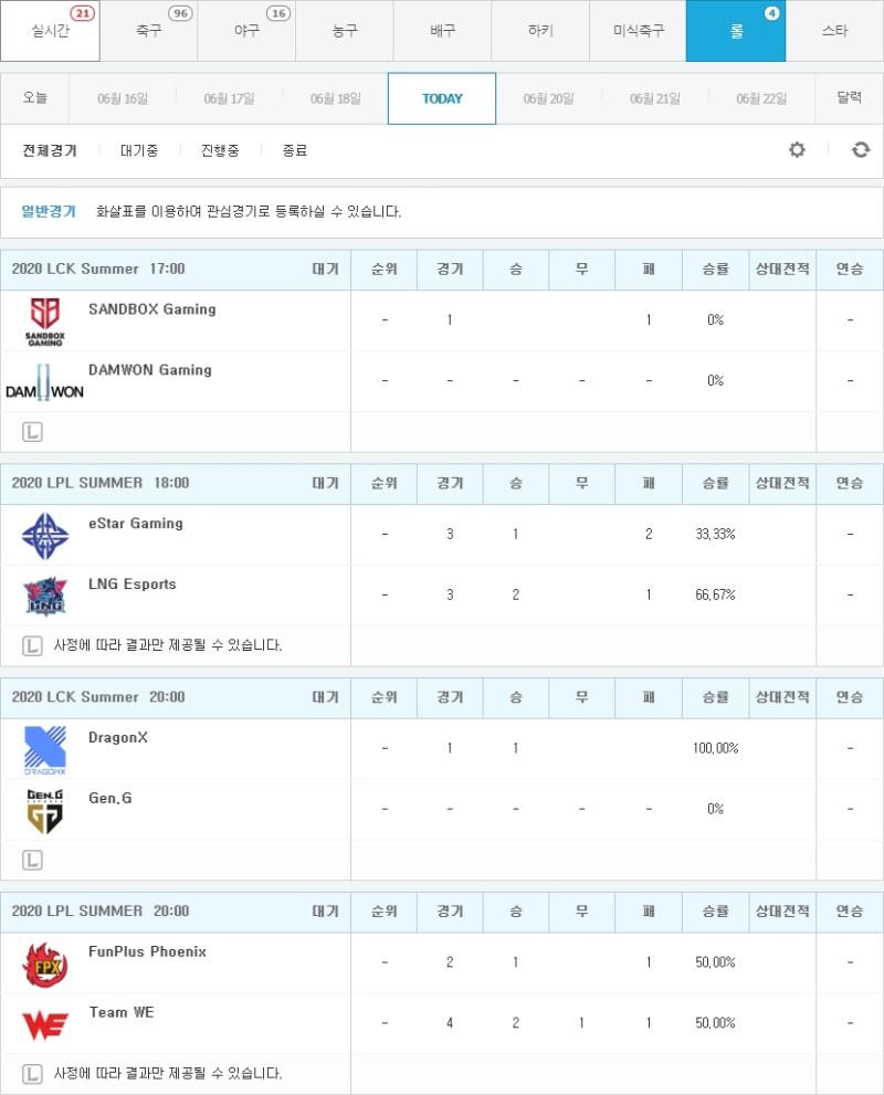 한국 K리그2 스포츠분석