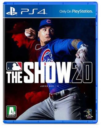 PS4 MLB THE SHOW 20 메이저리그 베이스볼