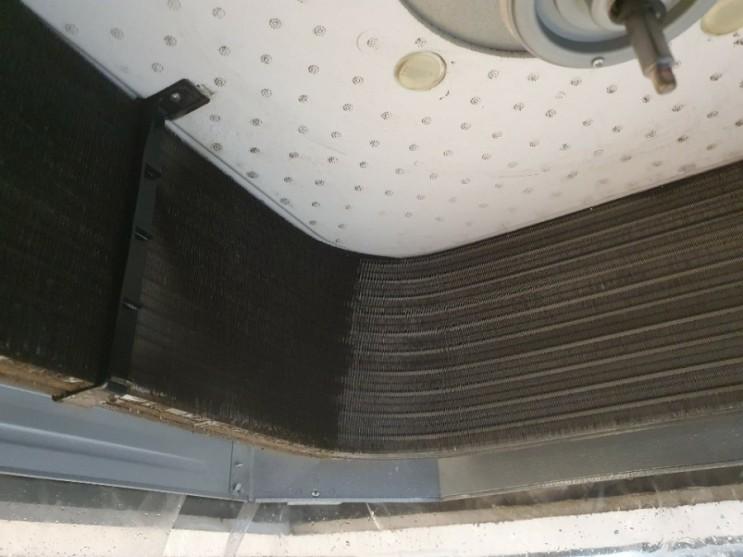 양산에어컨청소 LG휘센4way시스템에어컨 분해청소 실내공기가 달라져요