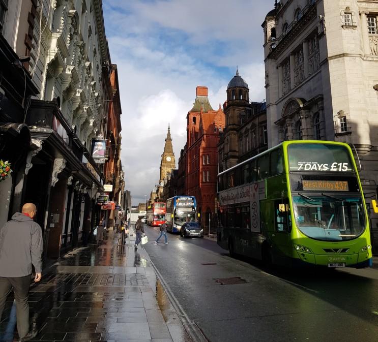 [방구석 랜선 여행] 2탄 - 비 오는 날 떠나기 좋은 비틀즈의 고향 리버풀(Liverpool) 여행