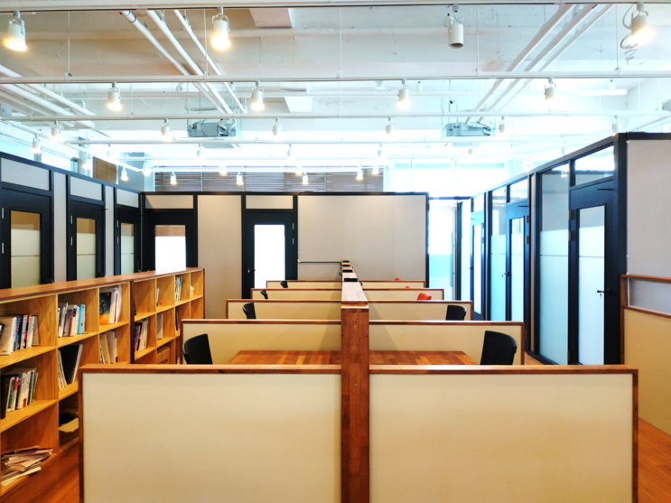 서 수원 다양한 크기의 독립공간 1인 사무실을 완비한 이노인큐 소호사무실