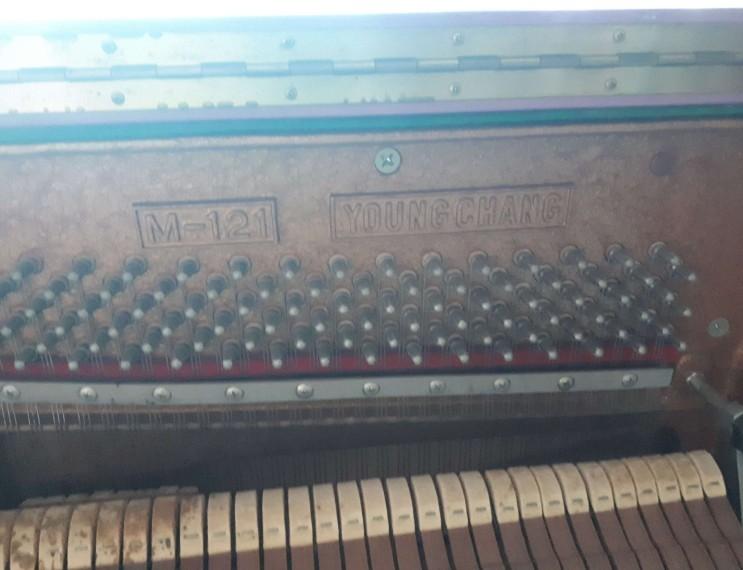 인천 부평구 청천동 영창 M-121 피아노조율