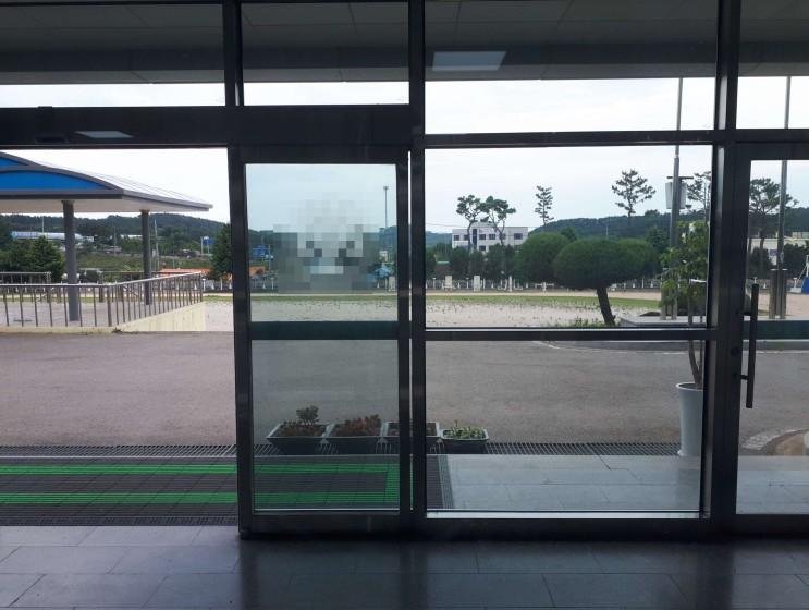 경기도 안산의 중학교 음악실 피아노 조율