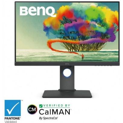 BenQ PD2700U AQCOLOR 100 % Rec.709 sRGB를 갖춘 디자이너