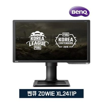 벤큐 ZOWIE XL2411P 게이밍모니터 TN패널 144Hz 1ms+상품평행사-PT