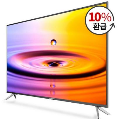폴라로이드 4K UHD LED 109cm 무결점 TV PDK43CP